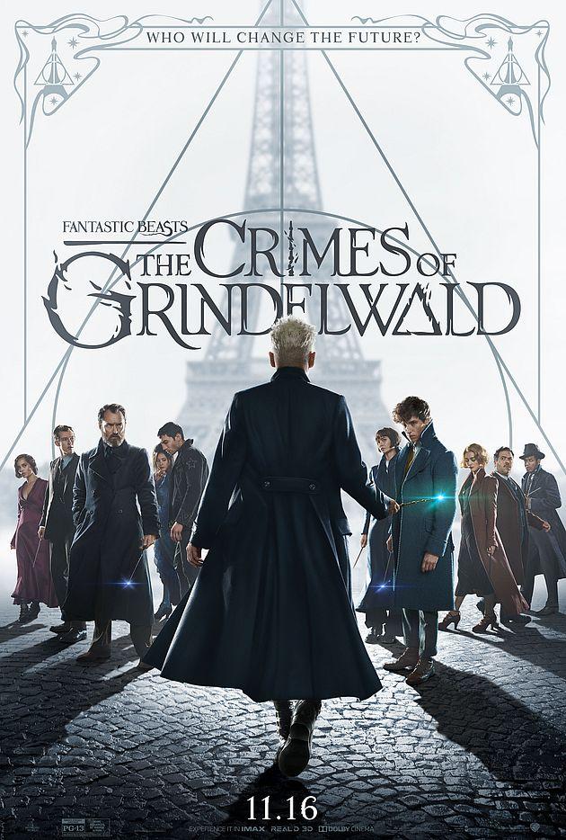 Parlons Cinéma : The Crimes of Grindelwald, la redéfinition d'un univers culte
