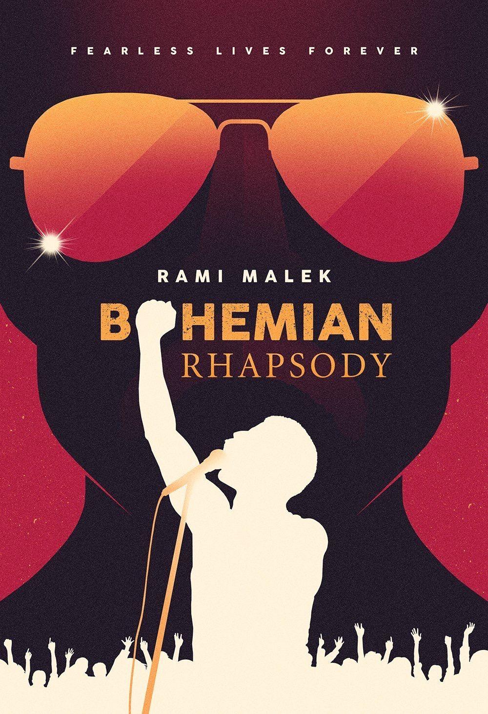 PARLONS CINÉMA : Bohemian Rhapsody, un bon film moyen ?