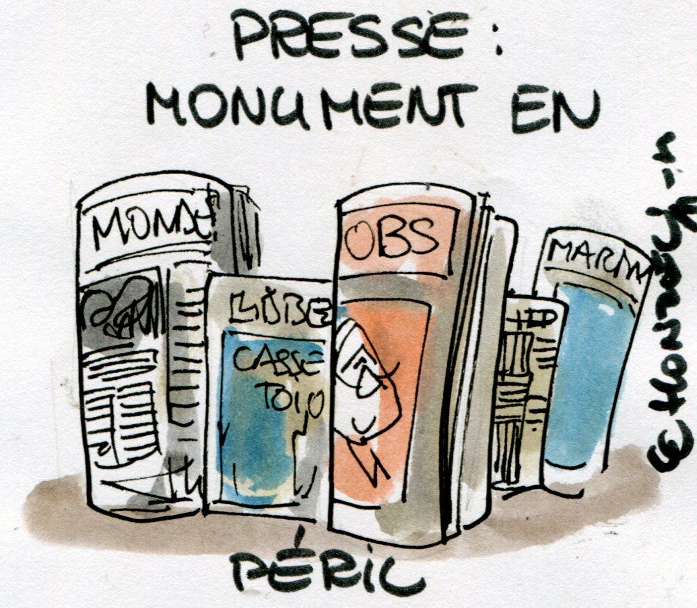 [SPÉCIAL 20 ANS N°1] Quel avenir pour la presse écrite ?